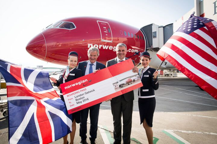 Norwegian Airlines Pass