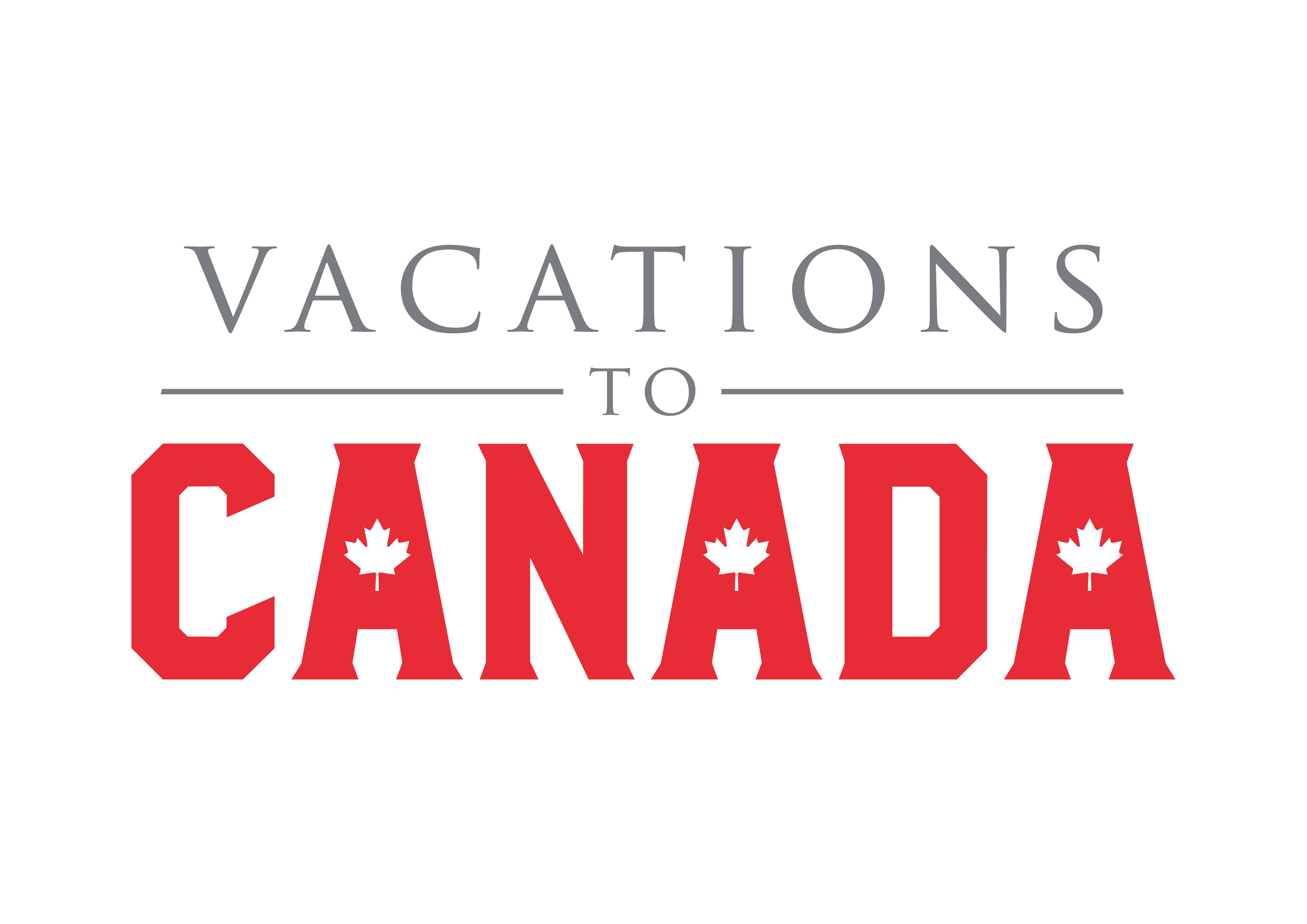 Vacations to Canada Logo RGB