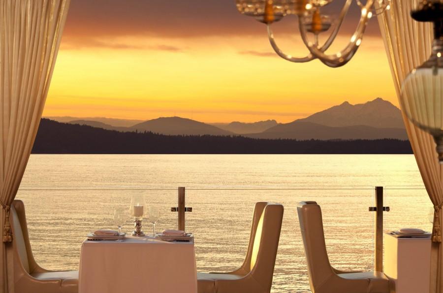 Coastline Restaurant West Seattle