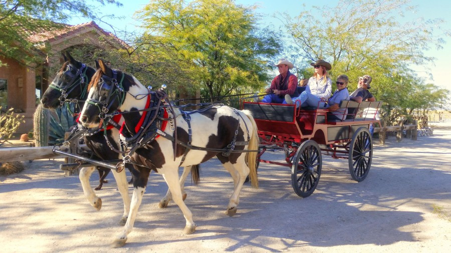Stagecoach Trails Ranch Vacations To America