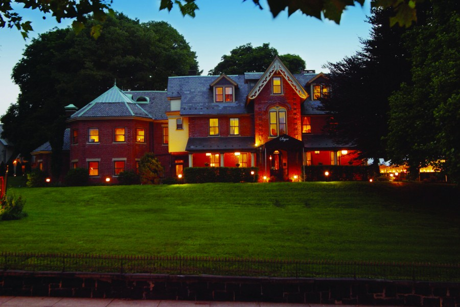 Sayre Mansion Vacations To America